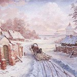 Пётр Горшенин. Масло.
